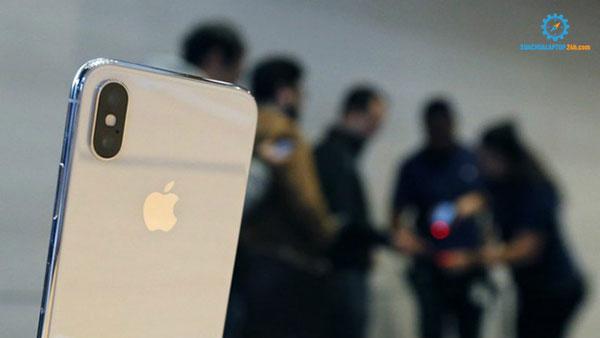 Apple nâng cấp RAM 4GB