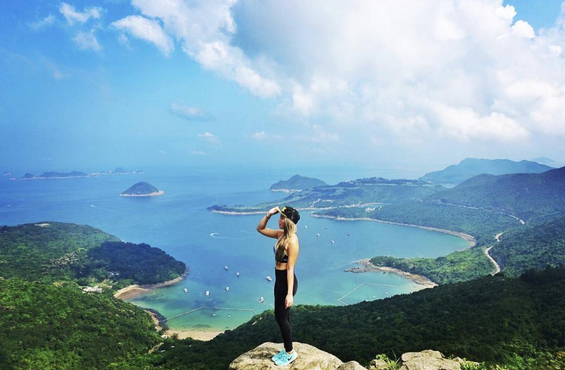 夏天行山路線-清水灣半島