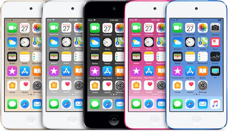 Sforum - Trang thông tin công nghệ mới nhất ipod-touch Apple đang phát triển iPod Touch Gen 7, iPhone 2019 sẽ có cổng USB Type-C?