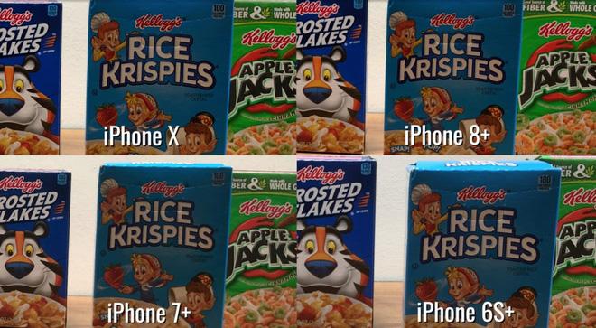 Camera iPhone đã cải thiện như thế nào từ 6S Plus đến X - Ảnh 5.