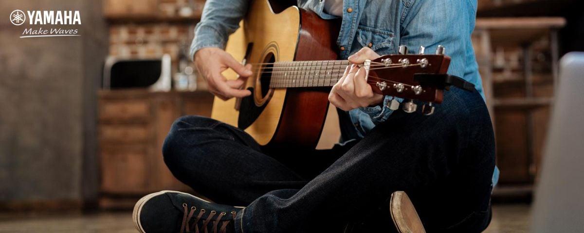 học đàn guitar cho người chưa biết gì