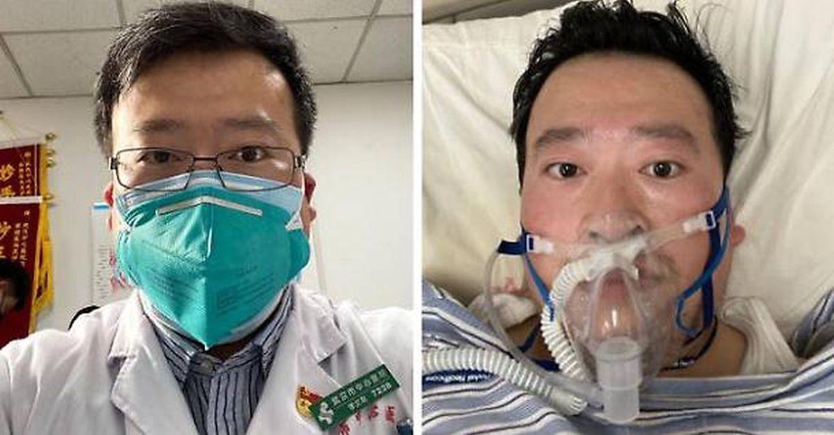 Coronavirus: muerte del médico que dio la alerta