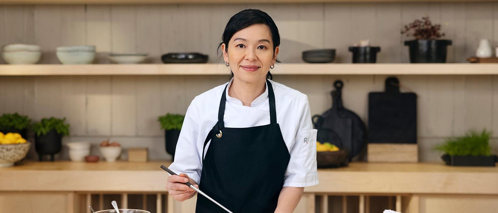 Online Modern Japanese Cooking Course with Niki Nakayama