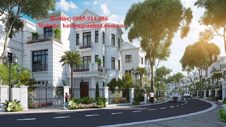 biệt thự, nhà phố liền kề Trầu Cau - Bắc Ninh