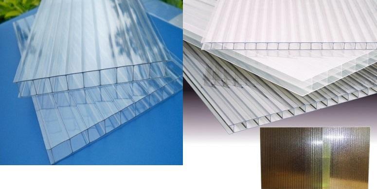 chất liệu nhựa Polycarbonate
