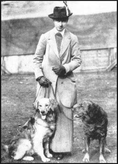 Dudley Marjoribanks, known as Lord Tweedmouth, loved Golden Retrievers