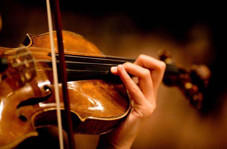 Để có thể thành thạo đàn violin
