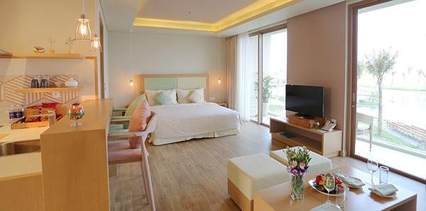 Phòng Studio Suite - FLC Luxury Hotel Sầm Sơn