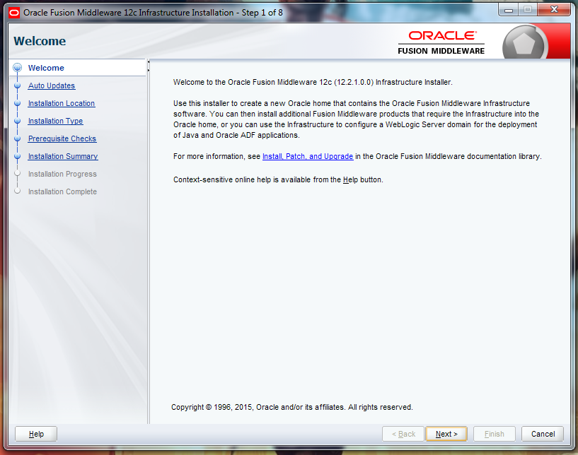 Srinivasan Software Solutions : Installing Oracle OBIEE 12c in Windows 7