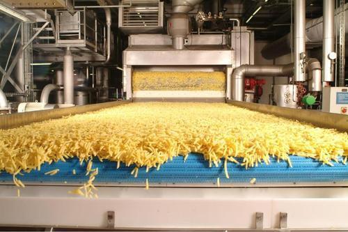 «Ковід» зупинив в ЄС заводи з виробництва картоплі-фрі