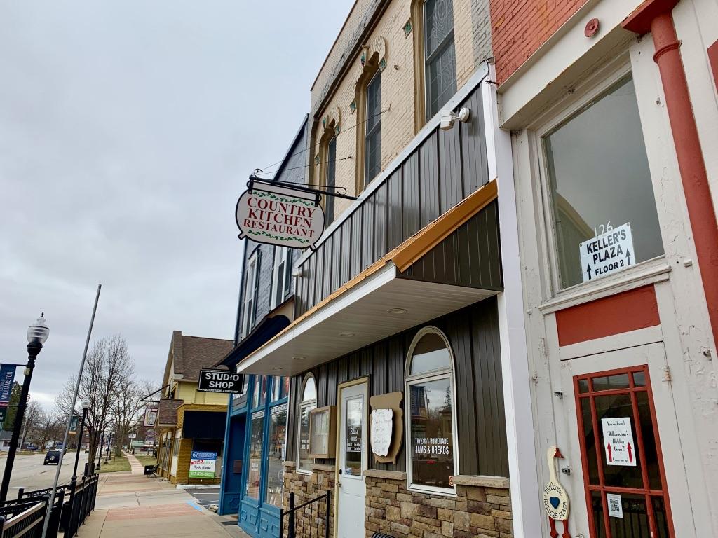 Williamston Restaurants Adapt Amid