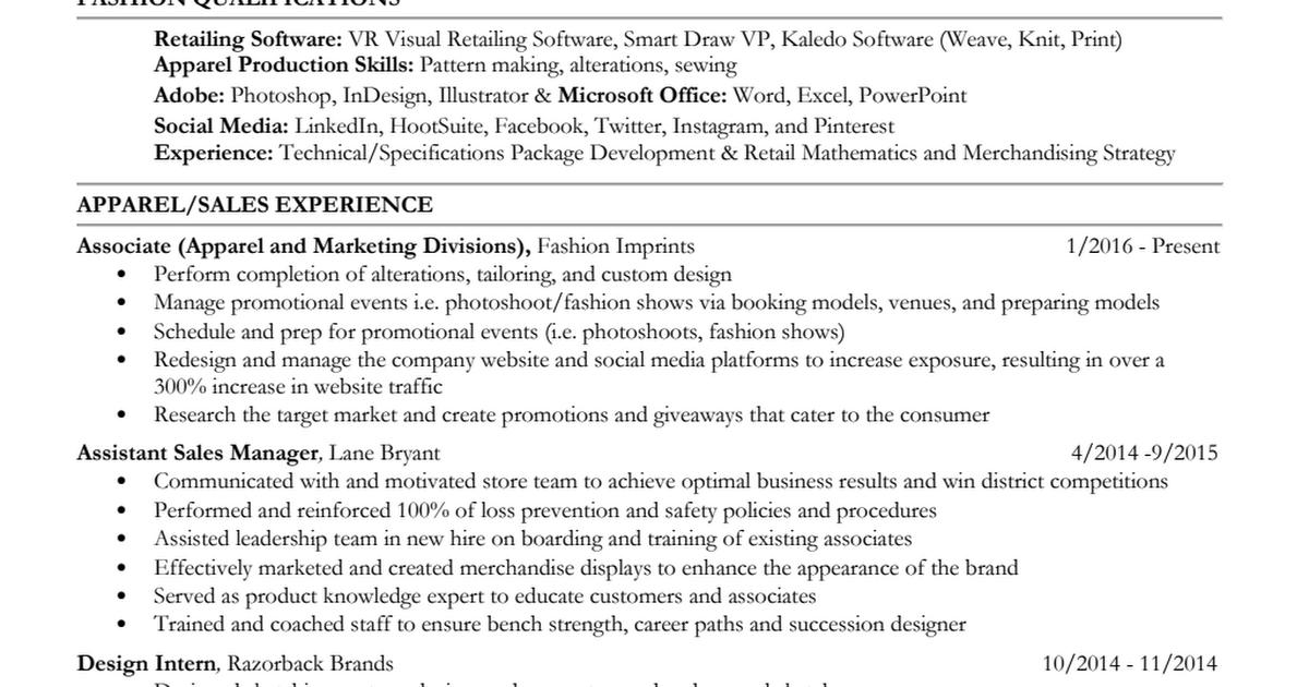 Apparel Sample pdf - Google Drive