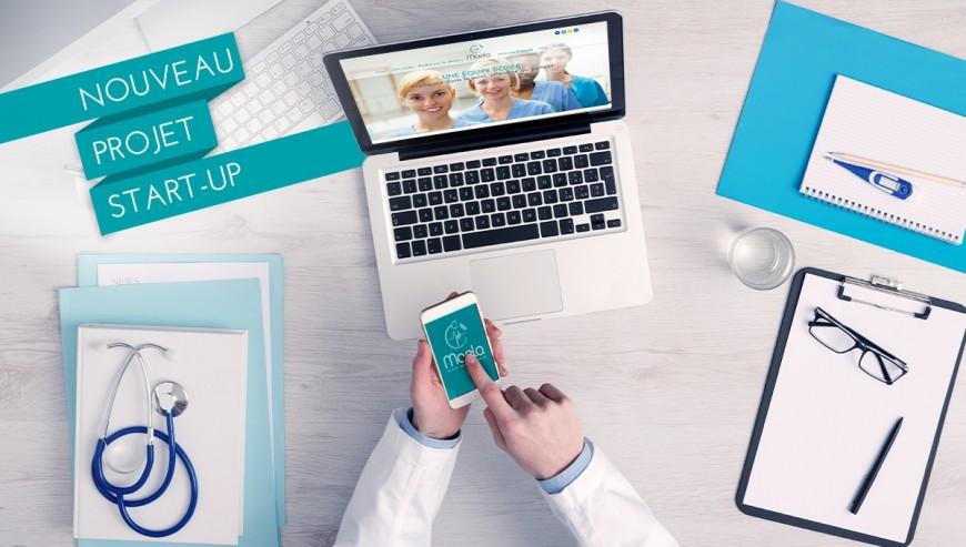 Maela start-up santé Lyon optimisation parcours soins
