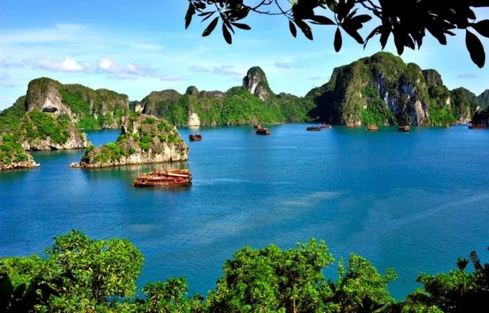 Image result for anh đẹp Halong