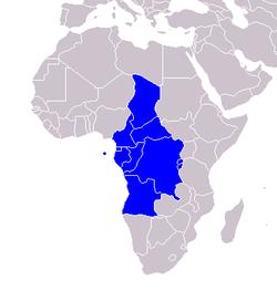 Situación de Comunidad Económica de los Estados de África Central