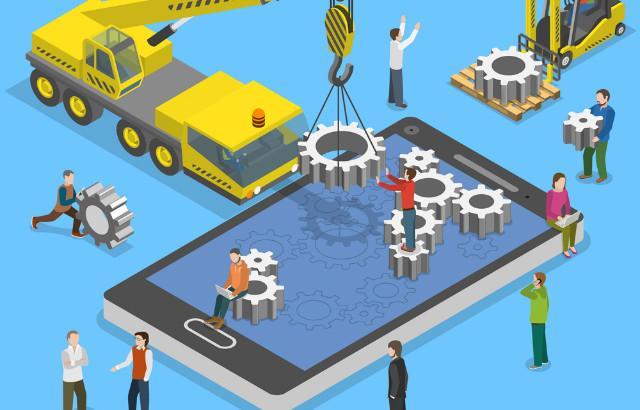 desenvolvimento de aplicativo para celular