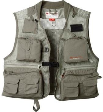 Redington First Run Grit Fishing Vest.