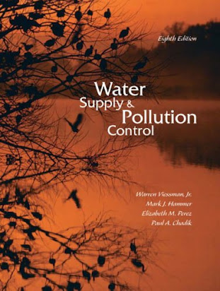 Q990 Book] Free PDF Water Supply and Pollution Control (8th Edition