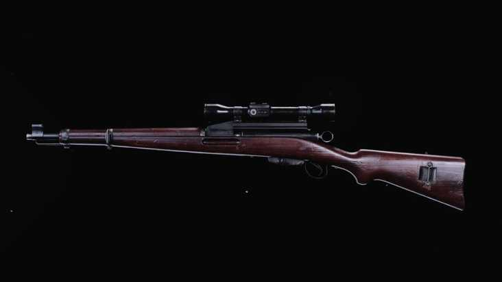 best sniper rifle in call of duty warzone