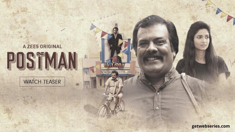 Postman tamil web series