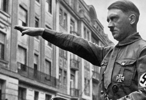 why did adolf hitler hate jews
