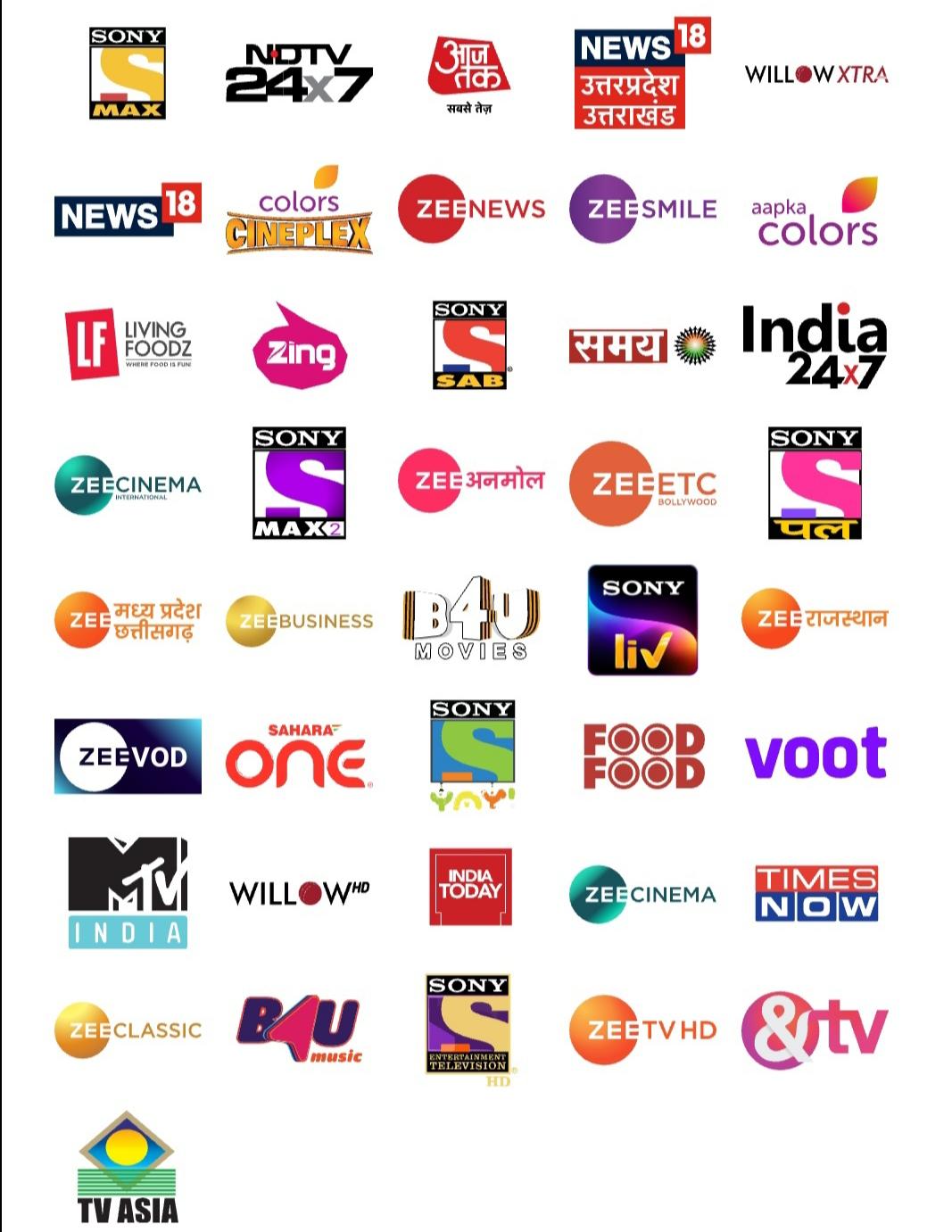 Sling TV Hindi Channels