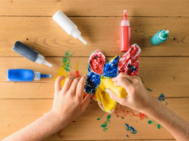 Cara Membuat Tie Dye Sendiri Di Rumah - Blog KlikIndomaret