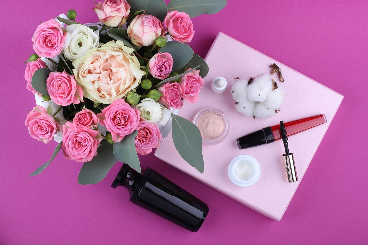 A picture containing plant, flower, pink, bouquet  Description automatically generated