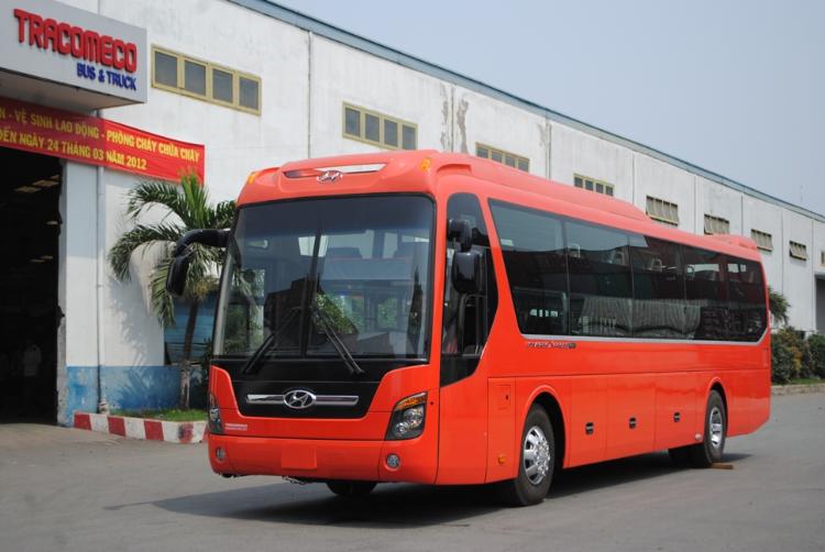 Xe Lộc Phát đi Bình Định