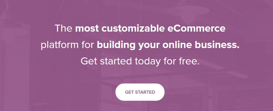 Magento Vs Shopify Vs WooCommerce : woocommerce website