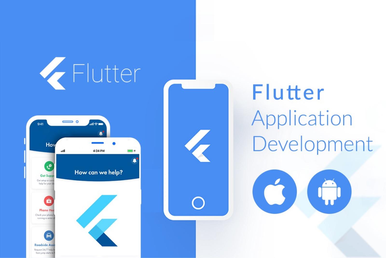 flutter application development