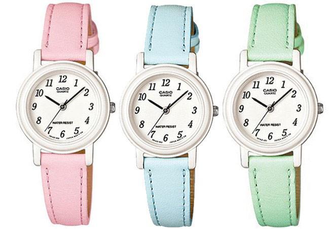 Đồng hồ casio chính hãng đẹp dành cho sinh viên