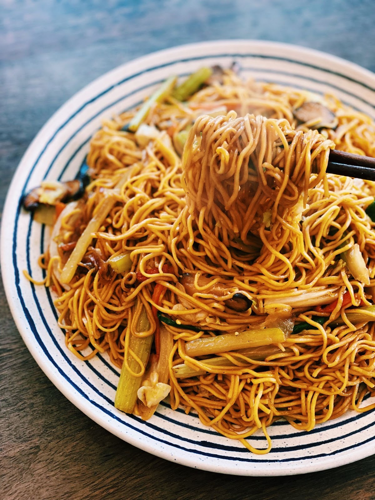 Chow Mein - Better than Takeout!