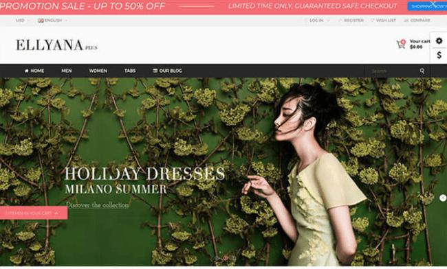 Fastest - premium Shopify theme