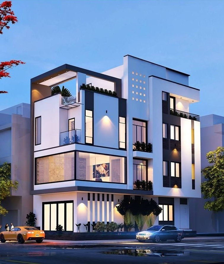 Chi phí xây nhà 3 tầng