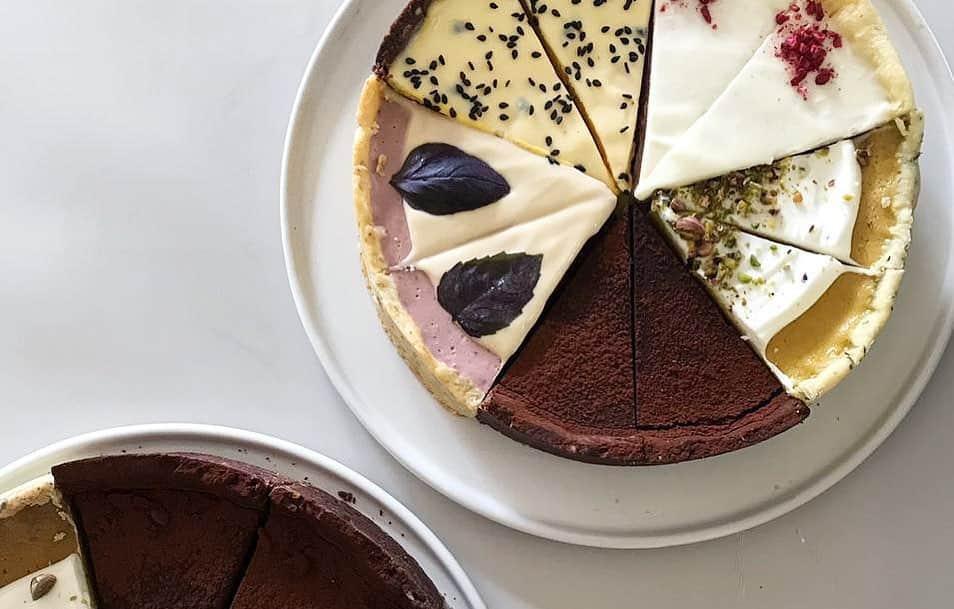 Десерты в Injir Desserts