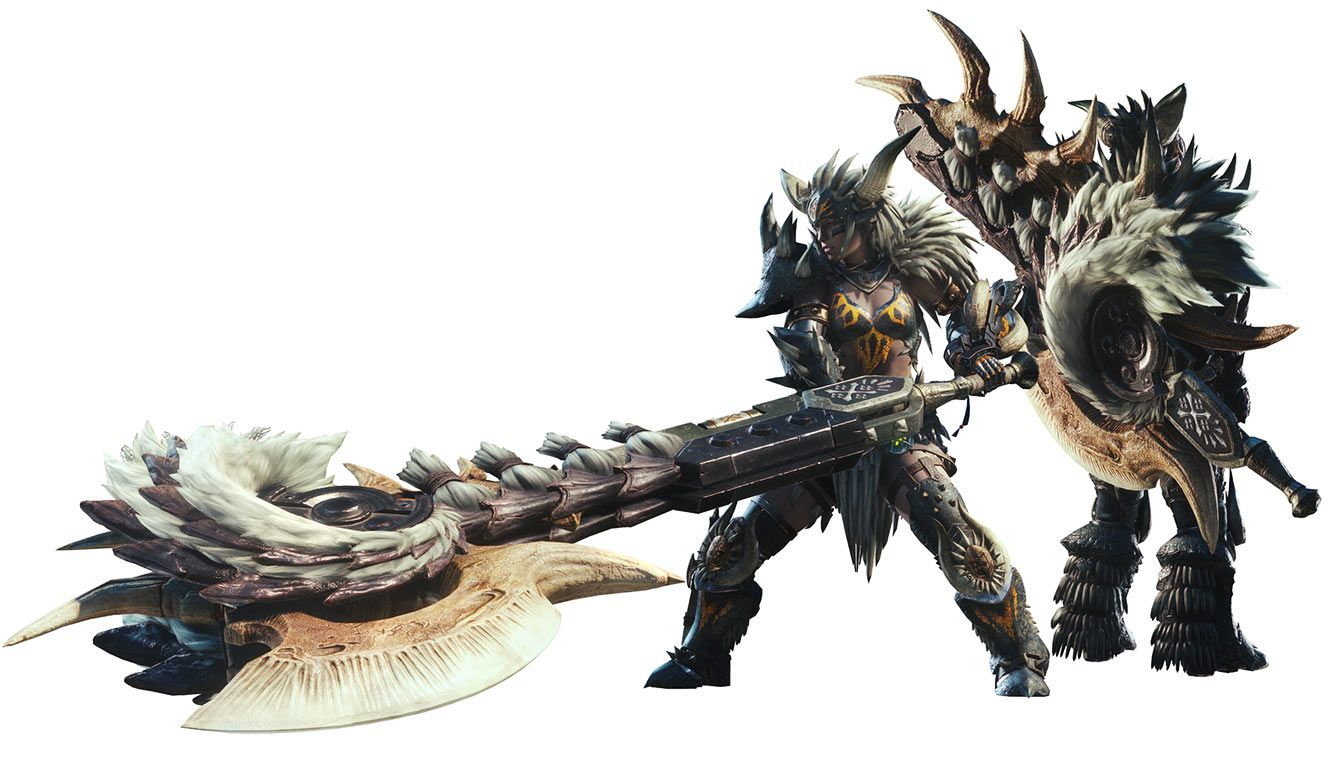 The Best Solo B-Tier Weapons switch axe