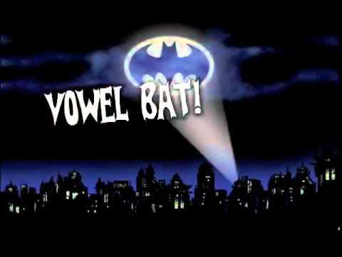 Image result for vowel bat