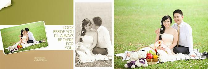 chụp hình cưới