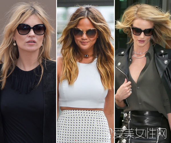 Decryption!  Why Street beat Stars & icon who will have to wear sunglasses?