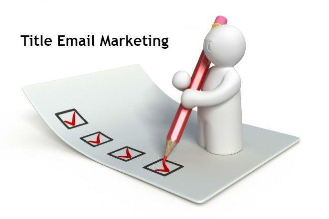 8 yếu tố tạo nên tiêu đề email giúp tăng tỷ lệ mở