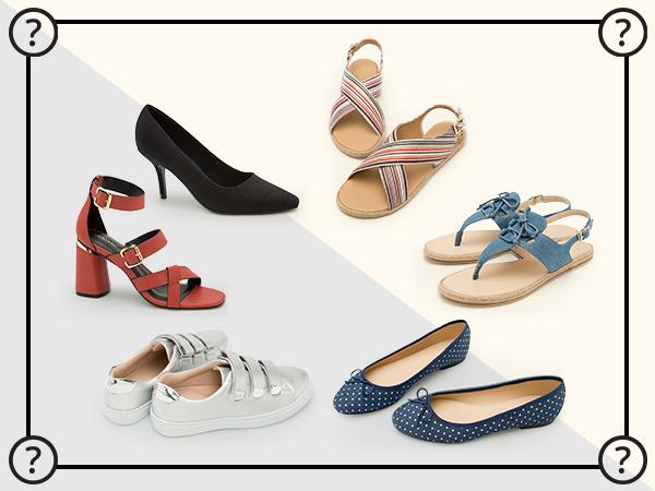 Giày nữ big size tìm mua không khó