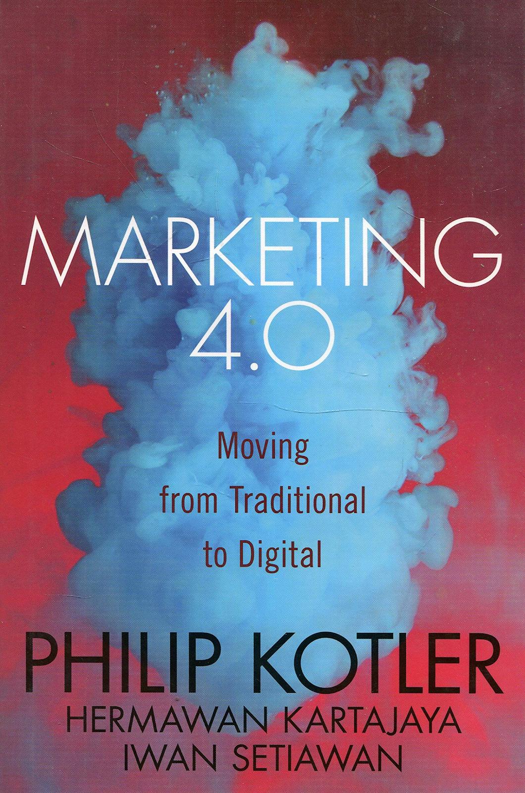 Livro Marketing 4.0