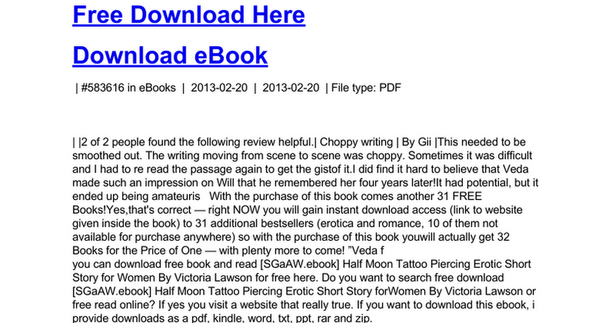 half-moon-tattoo-piercing-erotic-short-story-for-women.doc - Google Drive