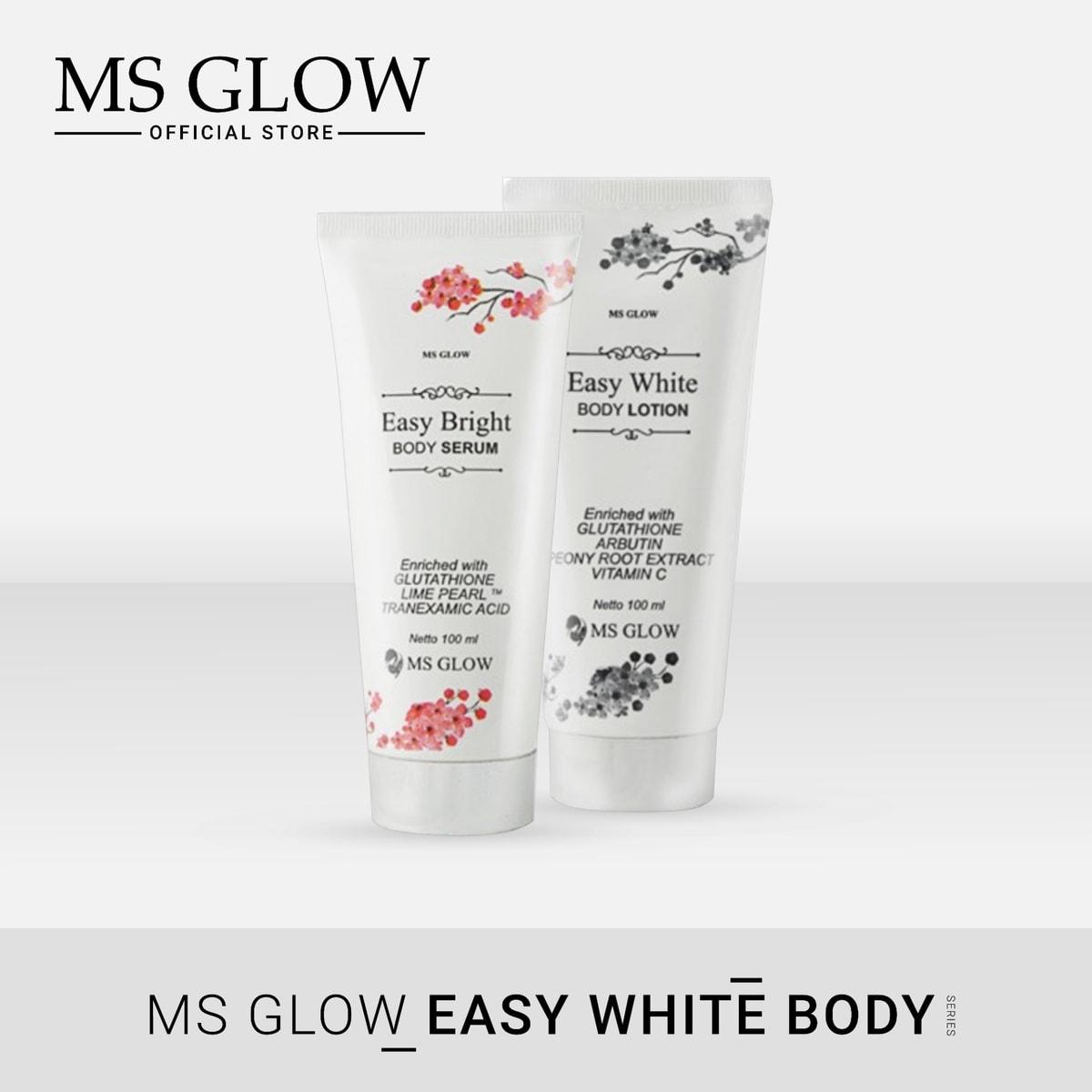 Easy White Body Series