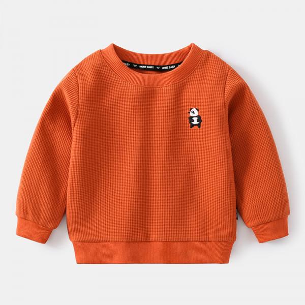Toddler Cute Baby Animals Logo Sweater