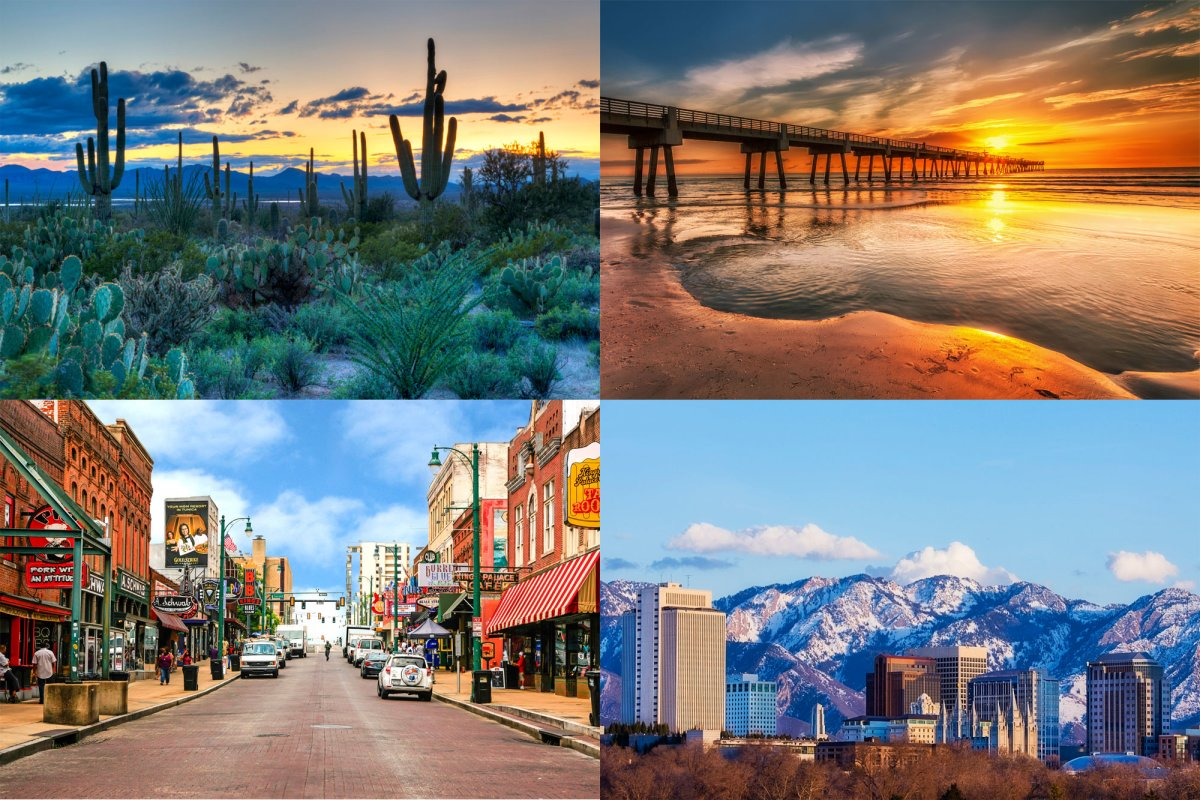 Visit Top 10 Travel Destinations in the USA This Year