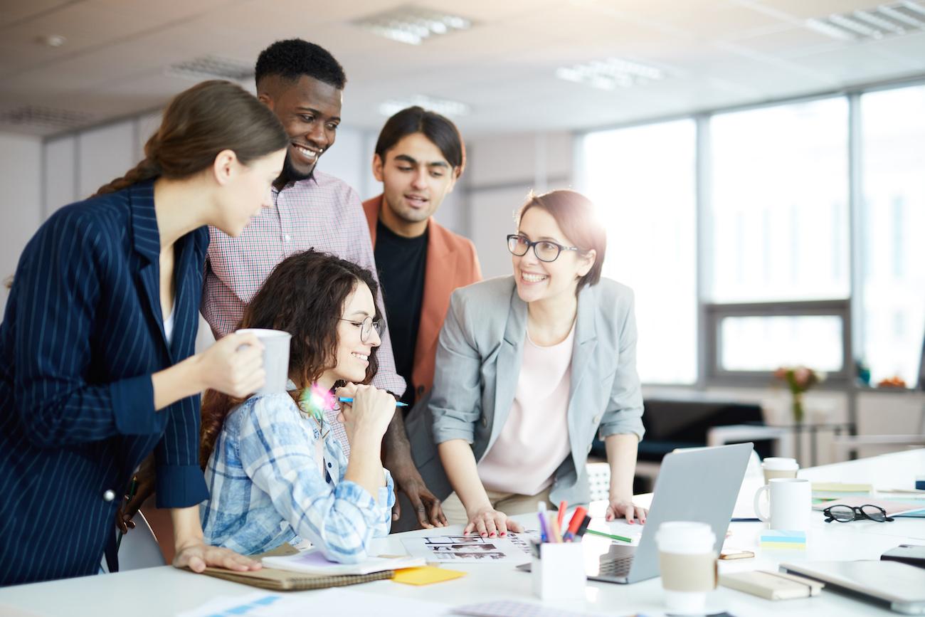 Graphic Design Internships: Designers planning
