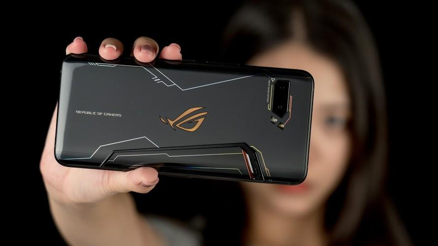 ASUS ROG Phone 2 電競手機!教你如何達到最佳遊戲體驗|PS4 手把配對、120Hz 更新率、高通S855+、遊戲手機推薦、Kunai 遊戲手把、側邊充電 - 33