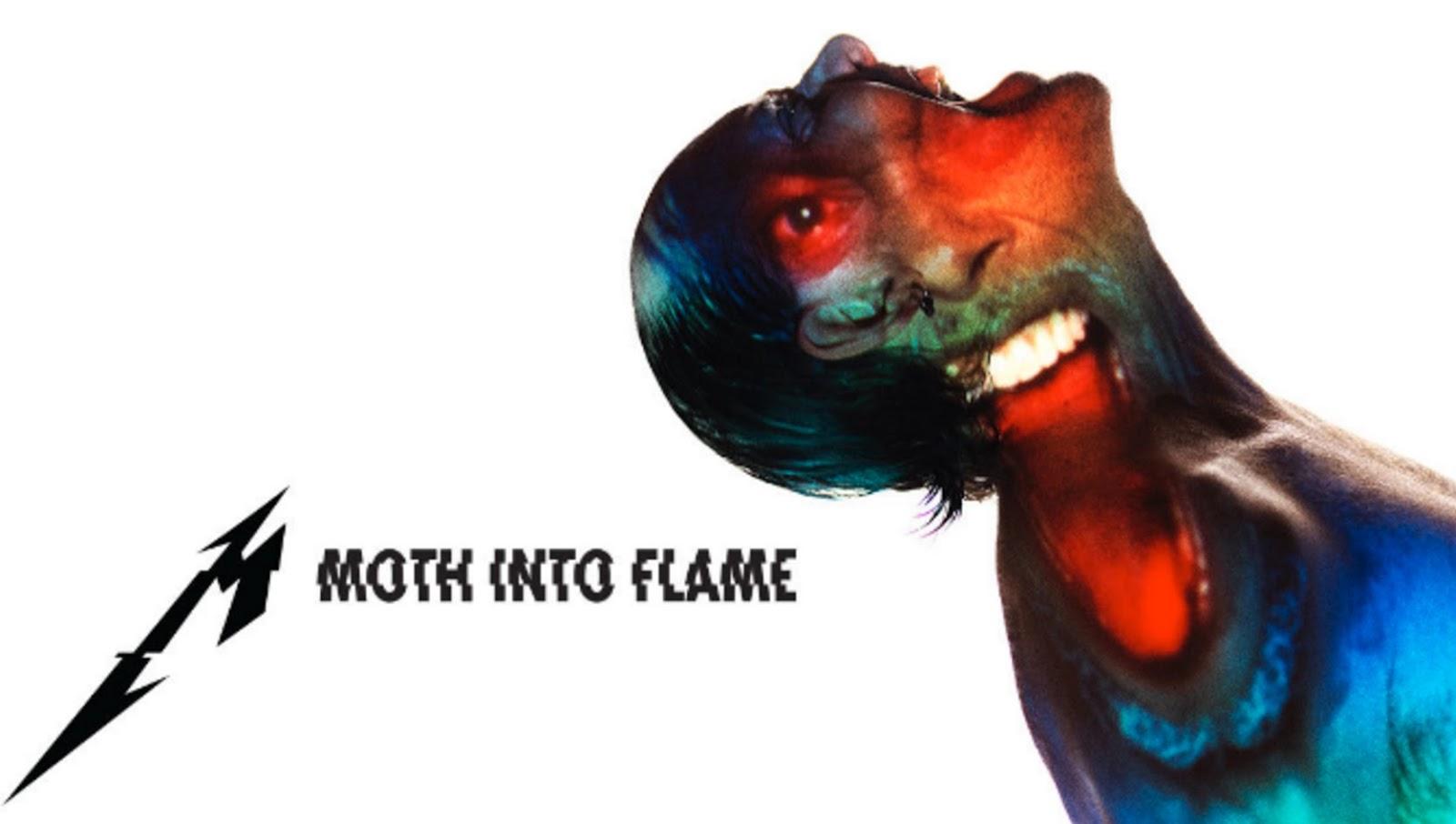 Сингл Metallica Moth Into Flame з нового альбому